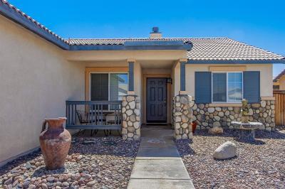 Adelanto Single Family Home For Sale: 11771 Stockton Street