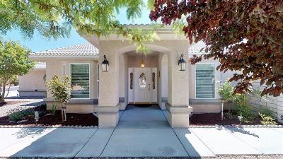 Helendale Single Family Home For Sale: 14367 Jamaica Lane