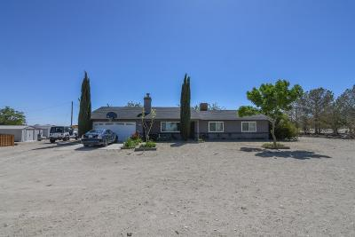 Lucerne Valley Single Family Home For Sale: 9441 Santa Fe Trail