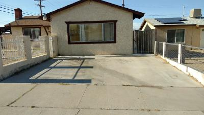 Barstow Single Family Home For Sale: 1801 Calico Drive