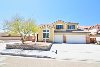 Victorville Single Family Home For Sale: 11935 Nyack Road