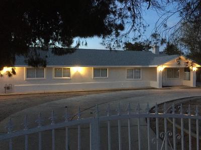 Hesperia Single Family Home For Sale: 14954 Riverside Street