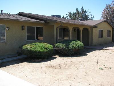Hesperia Single Family Home For Sale: 8851 Seventh Avenue