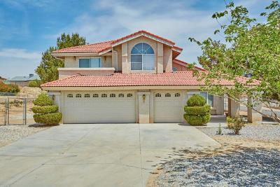 Victorville Single Family Home For Sale: 16854 Winona Street