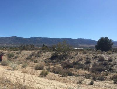 Pinon Hills Residential Lots & Land For Sale: S Pine Tree Road