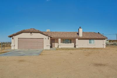 Phelan CA Single Family Home For Sale: $315,000