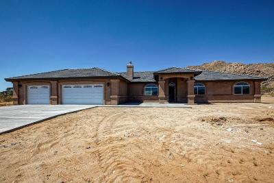 Apple Valley Single Family Home For Sale: 24068 Cuyama Road