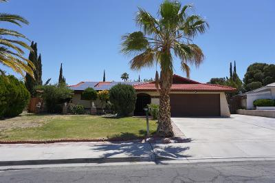Barstow Single Family Home For Sale: 33 Barcelona Court
