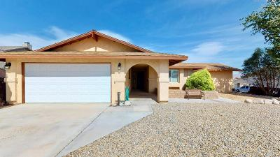 Helendale Single Family Home For Sale: 26707 Red Coach Lane