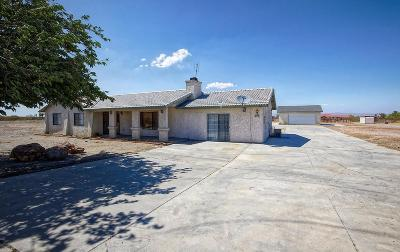 Phelan CA Single Family Home For Sale: $274,900