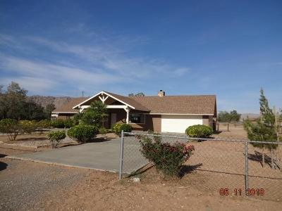 Apple Valley Single Family Home For Sale: 16227 Tenaya Road