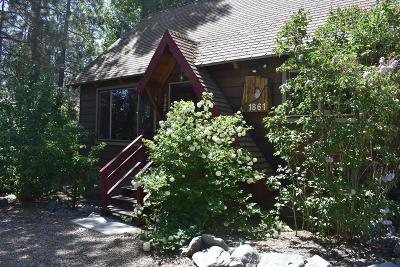 Wrightwood Single Family Home For Sale: 1861 Thrush Road