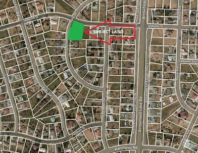 Hesperia Residential Lots & Land For Sale: Mono Drive
