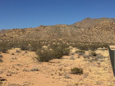 Apple Valley Residential Lots & Land For Sale: Oden Drive