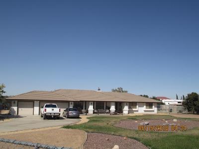 Phelan Single Family Home For Sale: 8119 Del Court