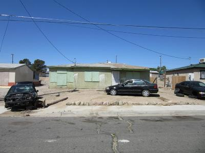 Barstow Single Family Home For Sale: 1428 Mesa Drive