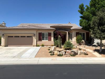 Apple Valley Single Family Home For Sale: 10314 Silverberry Street
