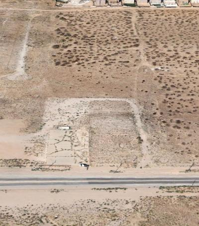 Adelanto Commercial Lots & Land For Sale: 14590 Us 395 Highway