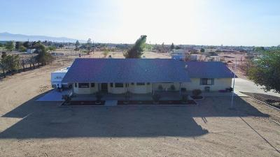Hesperia Single Family Home For Sale: 11354 8th Avenue