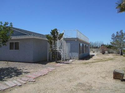 Barstow Single Family Home For Sale: 27746 Highview Avenue