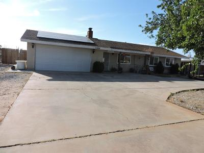 Apple Valley Single Family Home For Sale: 11034 Moki Road