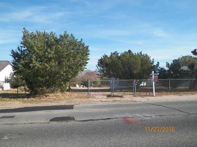 Hesperia Residential Lots & Land For Sale: E Avenue
