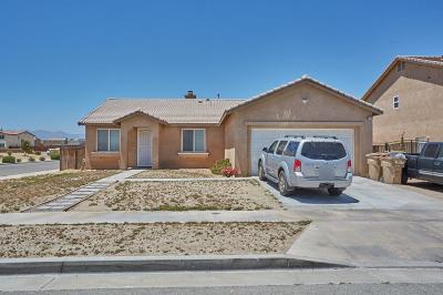 Hesperia Single Family Home For Sale: 9116 Cloud View Avenue