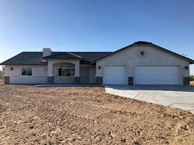 Hesperia Single Family Home For Sale: 18128 Mojave Street