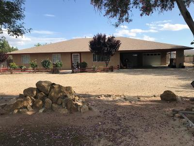 Barstow Single Family Home For Sale: 31961 Nelson Road