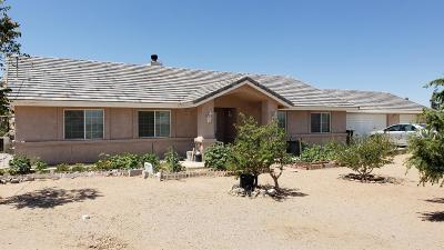Phelan CA Single Family Home For Sale: $285,000