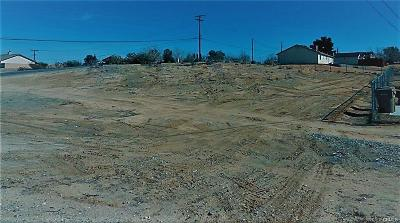 Hesperia Residential Lots & Land For Sale: 11727 I Avenue