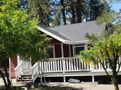 Wrightwood Single Family Home For Sale: 1716 Thrush Road