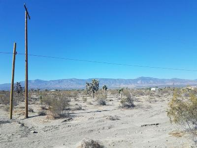 Pinon Hills Residential Lots & Land For Sale: Olivera Road