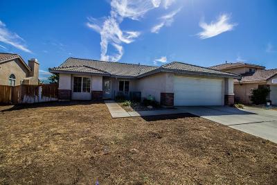 Hesperia Single Family Home For Sale: 14394 Stone Creek Trail