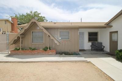 Barstow Single Family Home For Sale: 800 Linda Lane