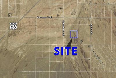 Helendale Residential Lots & Land For Sale: Bonanza Trail