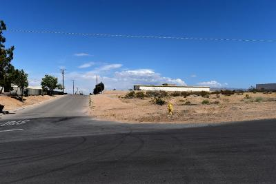Hesperia Residential Lots & Land For Sale: 1st Street
