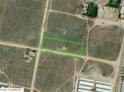 Hesperia Residential Lots & Land For Sale: Smoke Tree Street