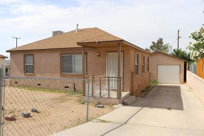 Barstow Single Family Home For Sale: 821 Flora Street
