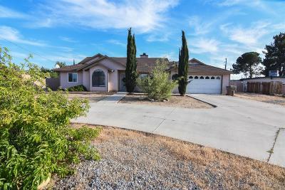 Hesperia Single Family Home For Sale: 18455 Yucca Street