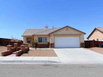 Adelanto Single Family Home For Sale: 17758 Windy Way