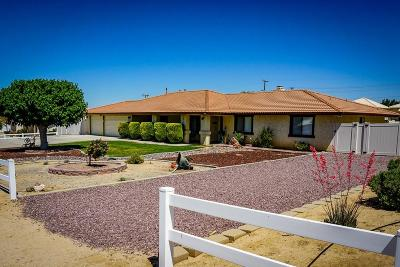 Apple Valley Single Family Home For Sale: 19178 Hupa Road