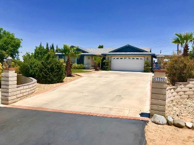 Victorville Single Family Home For Sale: 13331 1st Avenue