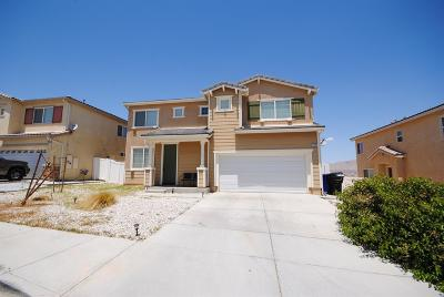 Victorville Single Family Home For Sale: 15598 Deep Canyon Lane