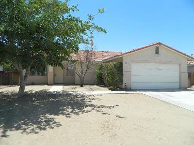Adelanto Single Family Home For Sale: 11551 Autumn Street
