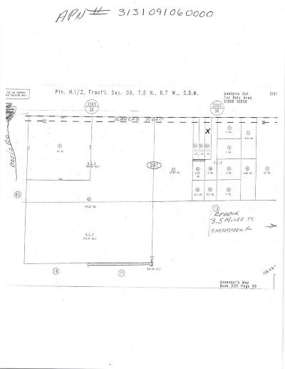 Phelan Residential Lots & Land For Sale: Rancho Road