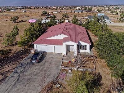 Phelan Single Family Home For Sale: 9770 Sunny Vista Road