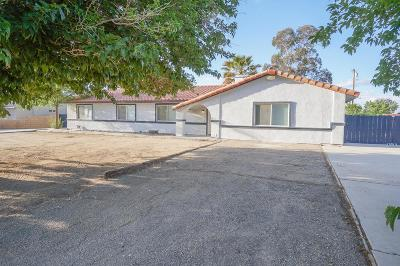 Victorville Single Family Home For Sale: 14869 Dos Palmas Road