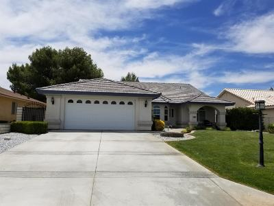 Helendale Single Family Home For Sale: 26622 Silver Lakes Parkway