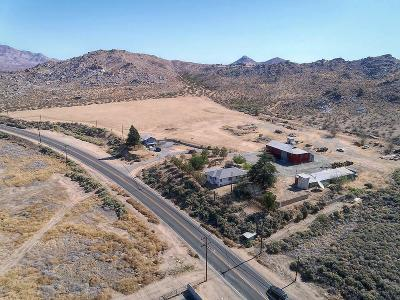 Victorville Single Family Home For Sale: 15975 Stoddard Wells Road